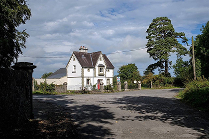 Ballyeighan Gate Lodge, Birr Co. Offaly